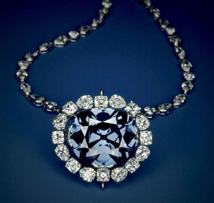 Smithsonian Hope Diamond