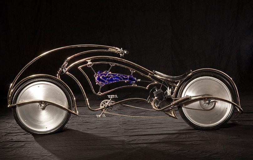 Josh Hadar Er's Teardrop Eco Bike