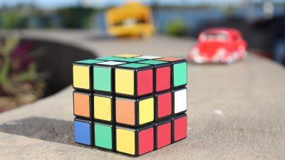 Image: Rubik's Cube