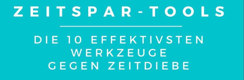 zeitspar tools