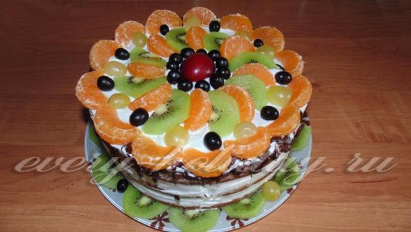 Рецепт торта колибри рецепт с фото пошагово