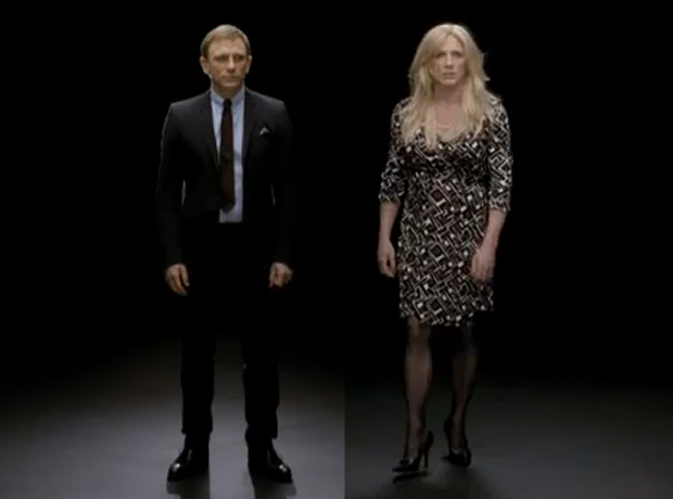 Actor Daniel Craig Dresses In Drag For Powerful Equality PSA