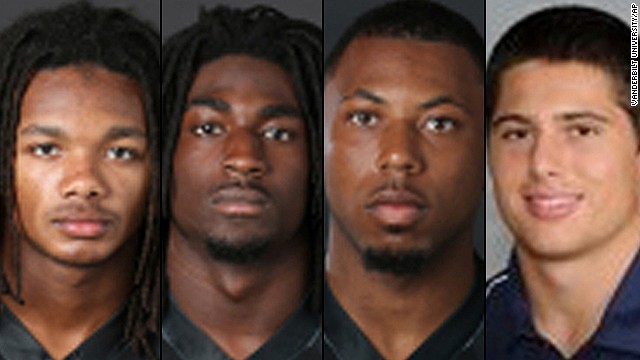 Disgusting: Vanderbilt Gang Rape Suspect Brandon E. Banks Is Speaking On College Campuses