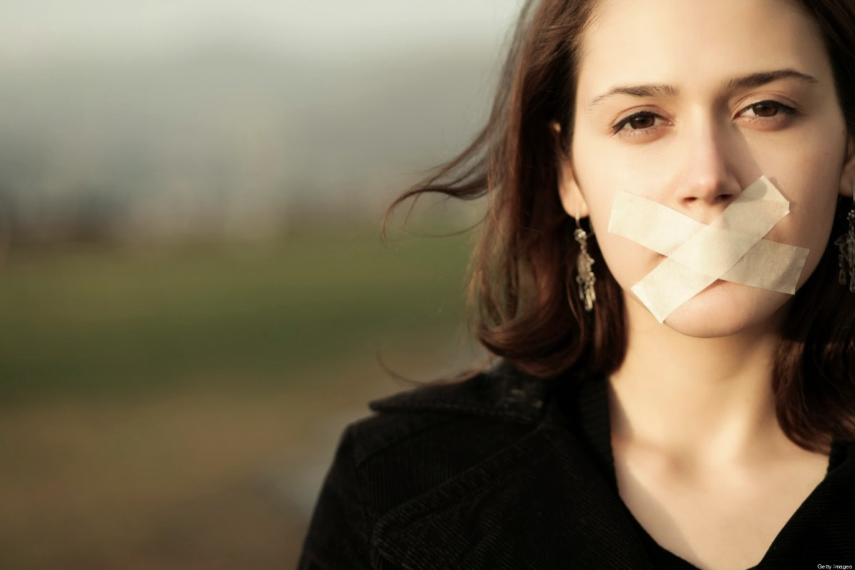Dear Men: This Is Why Women Stay Silent When Sexually Harassed