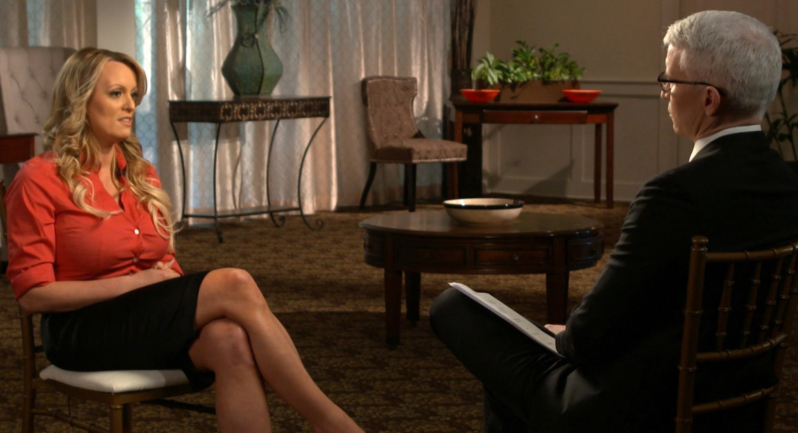 The Most Troubling Part of Stormy Daniels' '60 Minutes' Interview No One Is Talking About