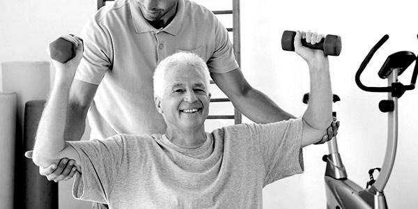 Senior Fitness Training Mesa Arizona
