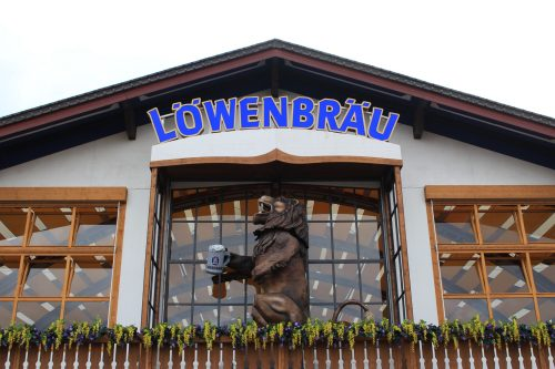 lowenbrau tent 500x333 - Oktoberfest 2014 Opening Day, Munich, Germany: Day 5