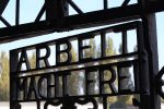 arbeit macht frei - Dachau, Germany - Visiting the former concentration camp: Day 9