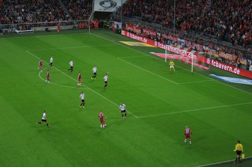bayern munich team 500x333 - Attending a Bayern Munich match at Allianz Arena