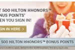 free hilton shopping points - LIMITED TIME: Get a quick free 500 Hilton HHonors points