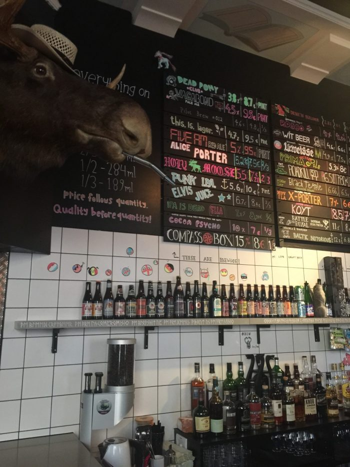 helsinki brewdog 700x933 - The best craft beer in Helsinki, Finland