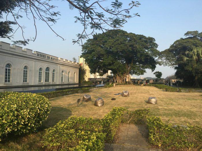 macau museum fort 700x525 - A day trip to Macau from Hong Kong