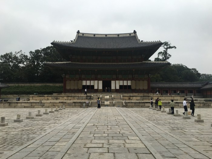 changdeokgung palace 700x525 - A visit to the Five Grand Palaces of Seoul, South Korea