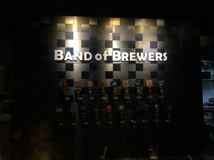 band of brewers seoul 700x525 - The best craft beer in Seoul, South Korea