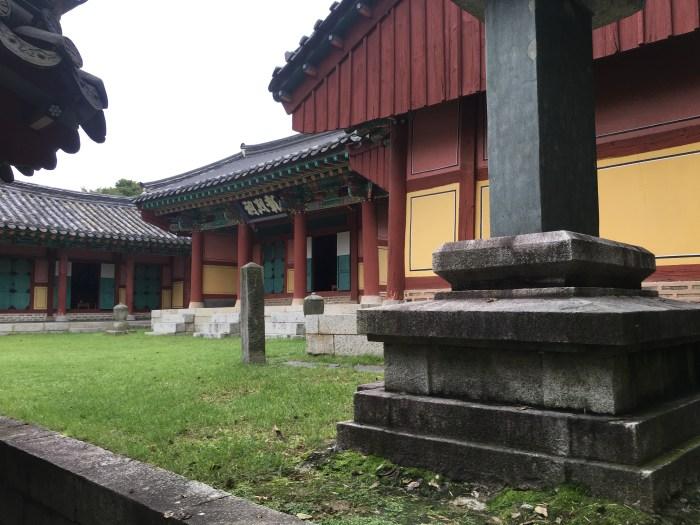 changyeolsa shrine 700x525 - A visit to Jinjuseong Fortress in Jinju, South Korea