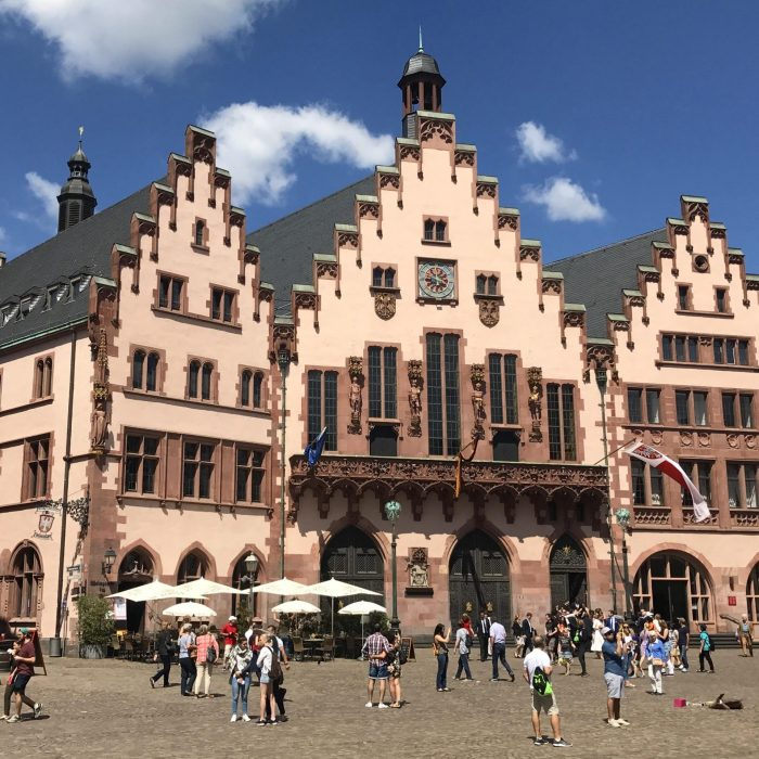 24 hour layover in frankfurt romer town hall 700x700 - The guide to a 24 hour layover in Frankfurt, Germany