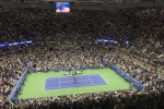 2018 us open final novak djokovic champion - I won a travel contest & attended the U.S. Open Final