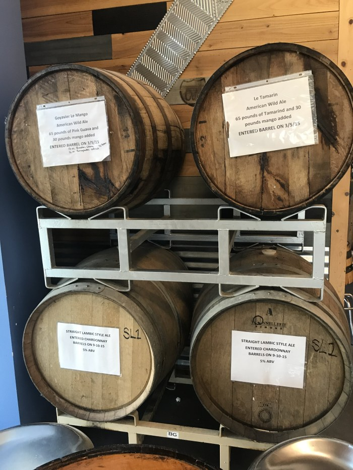 coachella valley brewing company barrel aged craft beer 700x933 - The best craft beer in Palm Springs - Palm Desert - Coachella Valley, California