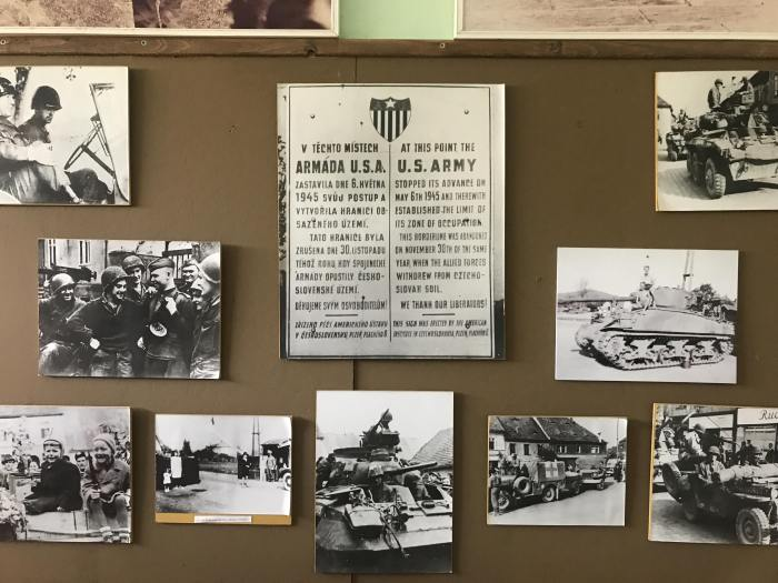 A visit to the Demarcation Line Museum in Rokycany, Czech Republic