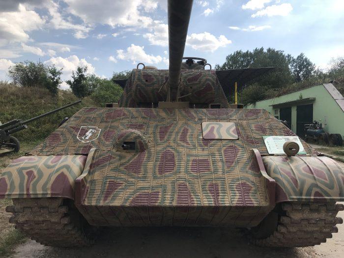 demarcation line museum rokycany tank 700x525 - A visit to the Demarcation Line Museum in Rokycany, Czech Republic