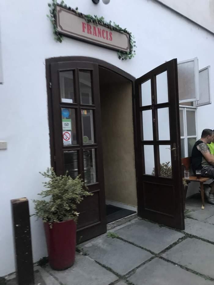 francis beer cafe craft beer pilsen 700x933 - The best craft beer in Pilsen, Czech Republic