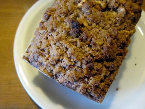 low fat cinnamon quick bread