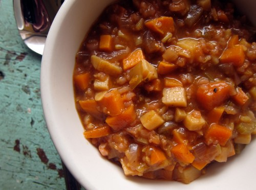 autumnal stew