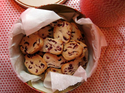 slice & bake cookies