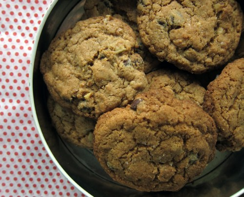 whole wheat chocolate chip cookies | everybody likes sandwiches