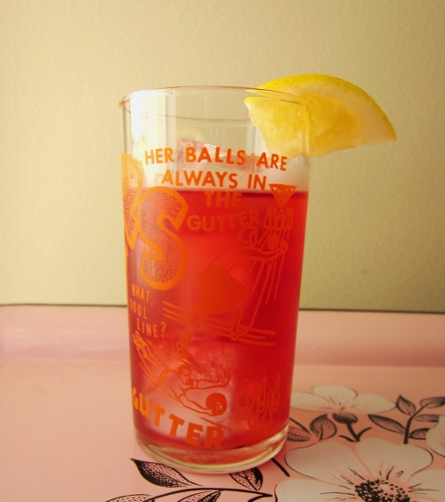 earl grey & hibiscus cold-brewed iced tea | everybody likes sandwiches
