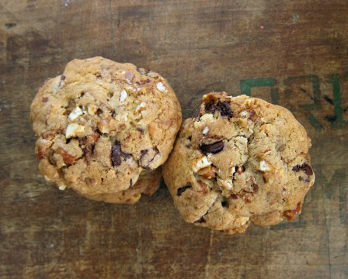 nut job cookies | everybody likes sandwiches