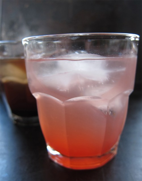 sour cherry lime shrub | everybody likes sandwiches