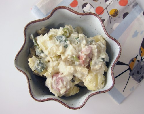 russian potato salad | everybody likes sandwiches