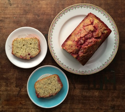 blood orange poppy seed loaf | everybody likes sandwiches