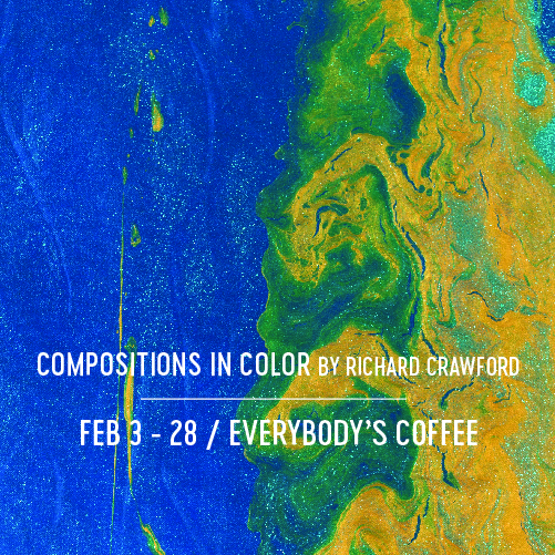 NEW ART SHOW: Richard Crawford