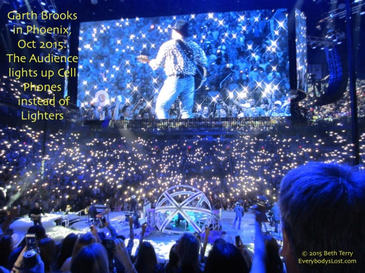 © 2015 Beth Terry, Garth Brooks concert