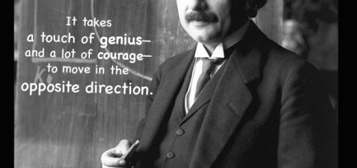 Albert Einstein quotes for copywork or discussion.