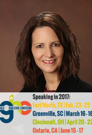 Janice Campbell, author of Excellence in Literature, is a featured speaker at Great Homeschool Conventions 2017.