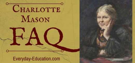 Frequently asked questions (FAQ) about Charlotte Mason and her educational methods.