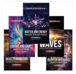 The Secrets of the Universe set by Paul Fleisher contains five living books for the study of science.
