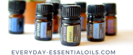 3 Essential Oils To Keep With You Everywhere