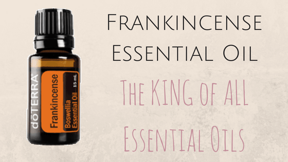 DoTerra Frankincense Essential Oil Review