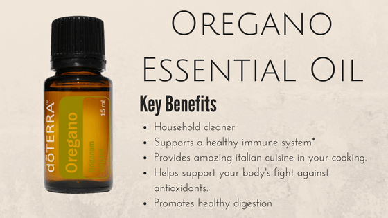 Doterra Oregano Essential Oil Review