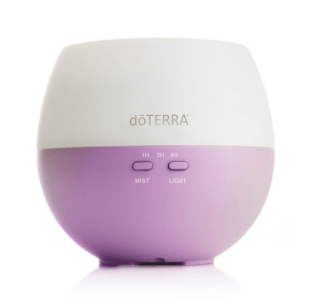 what is an essential oil doterra diffuser