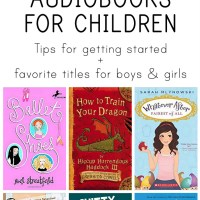 Audiobooks for Kids: Tips for Starting + Titles to Try