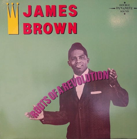 JAMES BROWN / ROOTS OF THE REVOLUTION (LP)♪ - everyday records