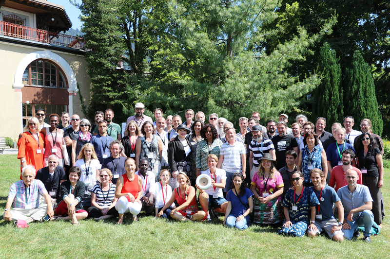 News from Caux