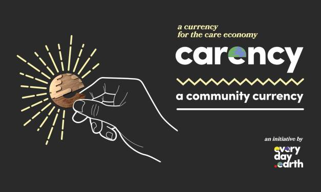 Carency – outlining everyday.earth's community currency