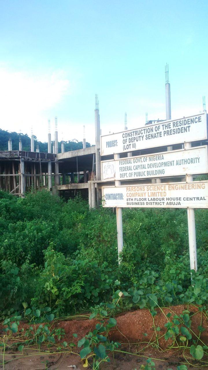 "Abuja Maitama District: Army, FCDA, and Jonathan's cousin ""fight"""