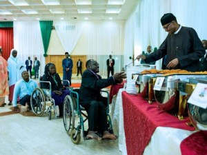 Buhari's aide faults inadequate inclusion of disabled persons in N5000 monthly largesse